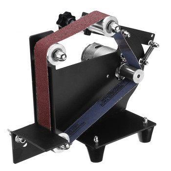 Durable DIY Belt Sander Attachment Use 775 795 895 Motor Sanding Belt Adapter Bracket with 5mm Motor Connecting Shaft