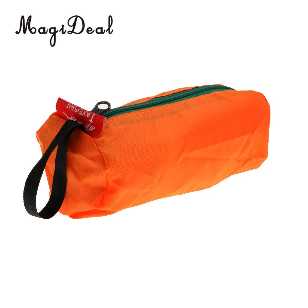 MagiDeal Portable Multifunctional Outdoor Travel Camping Wash Bag Toiletry Makeup Zipper Pouch Small for Hiking Accessories