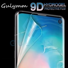 9D Full Cover Soft Hydrogel Film For Samsung Galaxy J4 J 4 6 A 6 8 Plus S10 10Plus  Screen Protector For A6s A8s A9s Not Glass цены онлайн