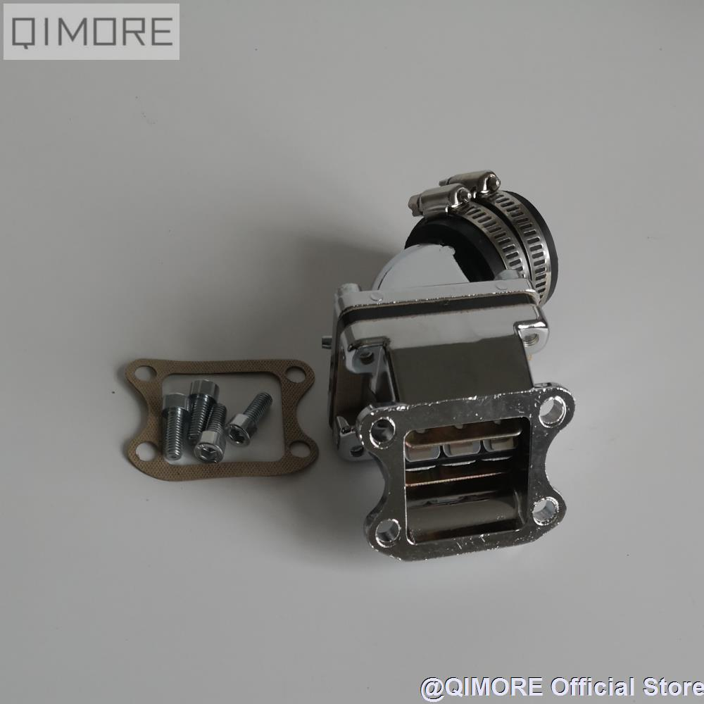 US $10 00 Performance Intake Manifold for 2 stroke Scooter