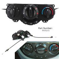 9016241 Car A/C Heater Panel Climate Control for Buick Excelle HRV for Chevrolet Lacetti Optra Interior Trim