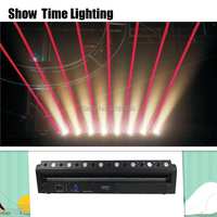 Show time Laser curtain bar moving head with Led 8+8 line laser system show use for background performance Disco DJ Home Joking