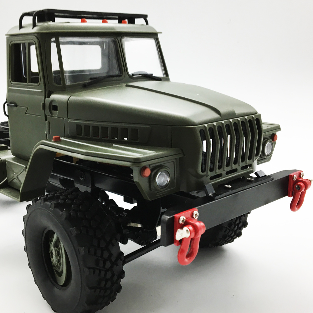 Upgrade Metal Base Balance Board DIY Kit For 1//16 WPL B16 B24 B36 6WD RC Truck