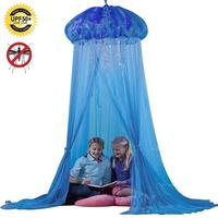Summer Children Kid Bedding Mosquito Net Romantic Baby Girl Round Bed Mosquito Net Bed Cover Bed Canopy For Kid Nursery