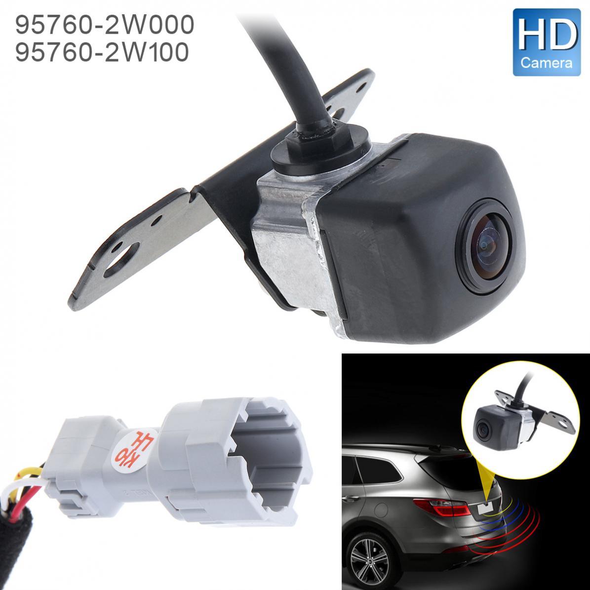 Камера заднего вида для парковки OEM 95760-2W000 957602W100 для hyundai Santa Fe 2013-2015