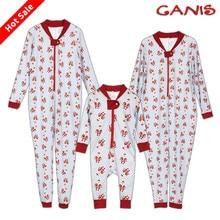 XMAS PJs Family Christmas Matching Pajamas Santa Adult Women Kid Baby  Rompers Newborn Zip Nightwear Pyjamas 5c856f2ff