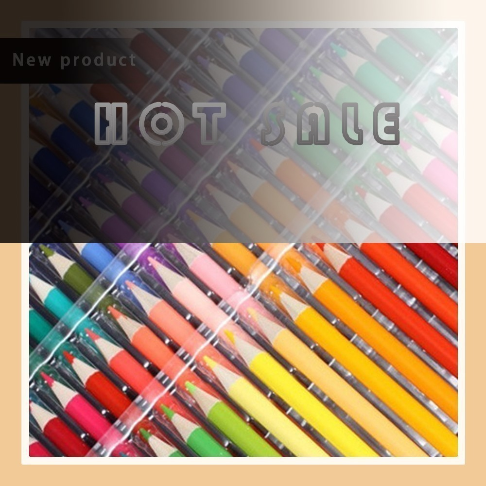 Hot Sale Practical 72 color Cartoon color pen graffiti oily water-insoluble cute kawaii pencil drawing tools painting supplies best 72 color cartoon color pen graffiti oily water insoluble cute kawaii pencil drawing tools painting supplies