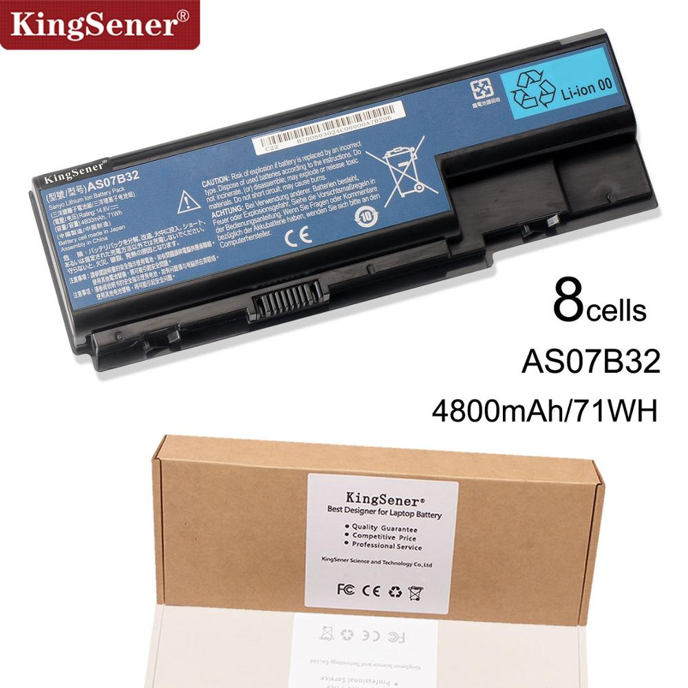 KingSener AS07B32 Laptop Battery for Acer Aspire 5920 5920G 5930 5930G 5935 AS07B31 AS07B32 AS07B71 AS07B61 AS07B42 AS07B51 golooloo 14 8v battery for acer aspire 5920g 5520g 5315 as07b31 as07b32 as07b42 as07b41 as07b51 as07b52 as07b61 as07b71 as07b72