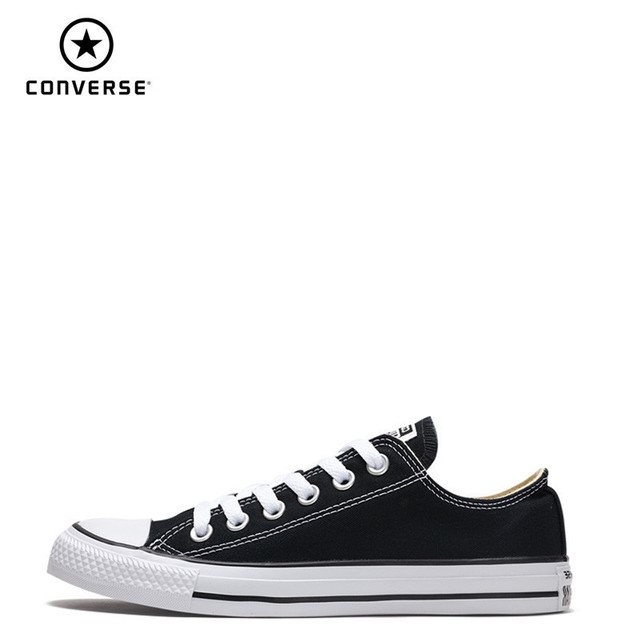 best service e7525 835c7 Converse New Original All Star Shoes Chuck Taylor Low Style Man and Women s  Unisex Classic Sneakers Skateboarding Shoes  101001. Anniversary ...