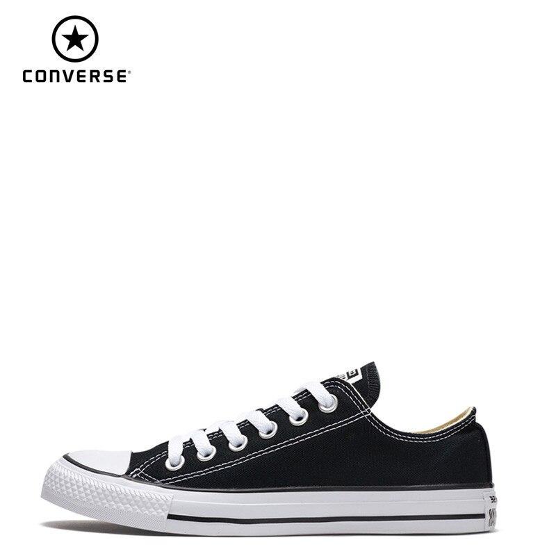 Converse New Original All Star Chaussures Chuck Taylor Bas de Style Homme et Femmes Unisexe Classique Sneakers Planche À Roulettes Chaussures #101001