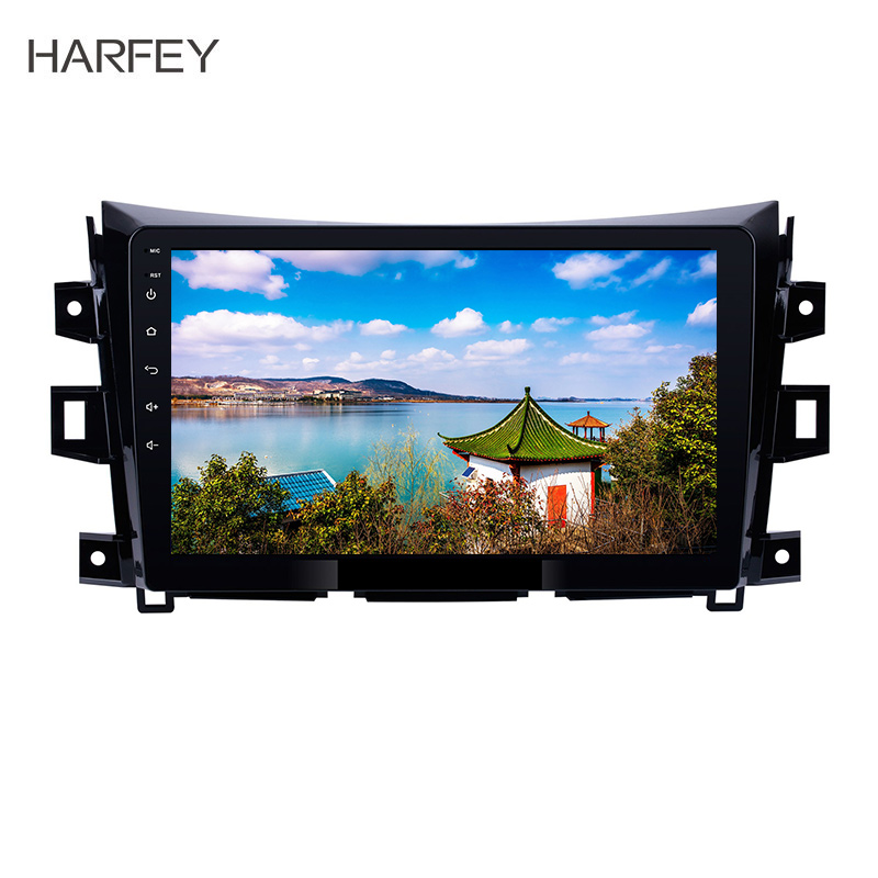 Harfey For 2011-2016 Nissan NAVARA Frontier NP300 Car multimedia Player 10.1HD Touchscreen 2din Android 8.1 Bluetooth USB RadioHarfey For 2011-2016 Nissan NAVARA Frontier NP300 Car multimedia Player 10.1HD Touchscreen 2din Android 8.1 Bluetooth USB Radio