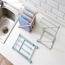 Складной вертикальный держатель для кружек, подставка для хранения чашек, кухонный Органайзер