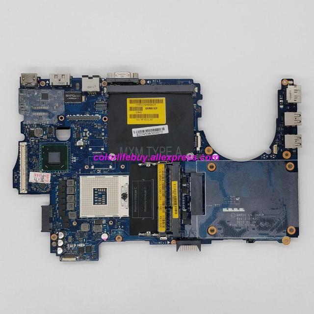 Véritable RM0C3 0RM0C3 CN 0RM0C3 LA 7931P carte mère dordinateur portable pour ordinateur portable Dell Precision M4700