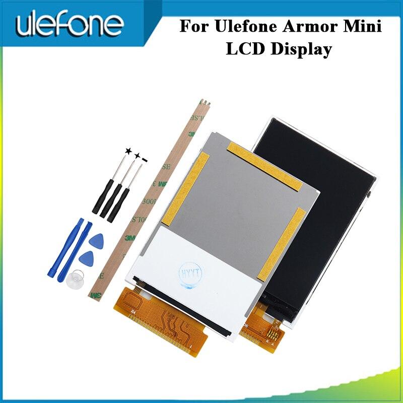 Купить В наличии для Ulefone Armor Mini ЖК-дисплей Digitizer Замена 100% Протестировано хорошее качество для Ulefone Armor Mini телефон + Инструменты на Алиэкспресс