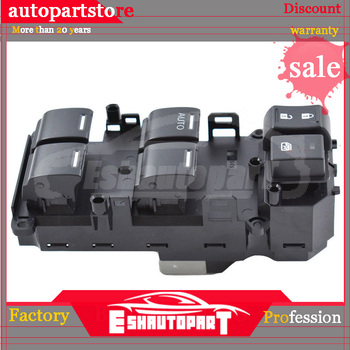 Voordeur Master Schakelaar Ruitbediening 35750-TA0-A02 35750-TC0-P02 Voor Honda Accord 2008-2011 OEM #35750TBDH13 35750TB0H01