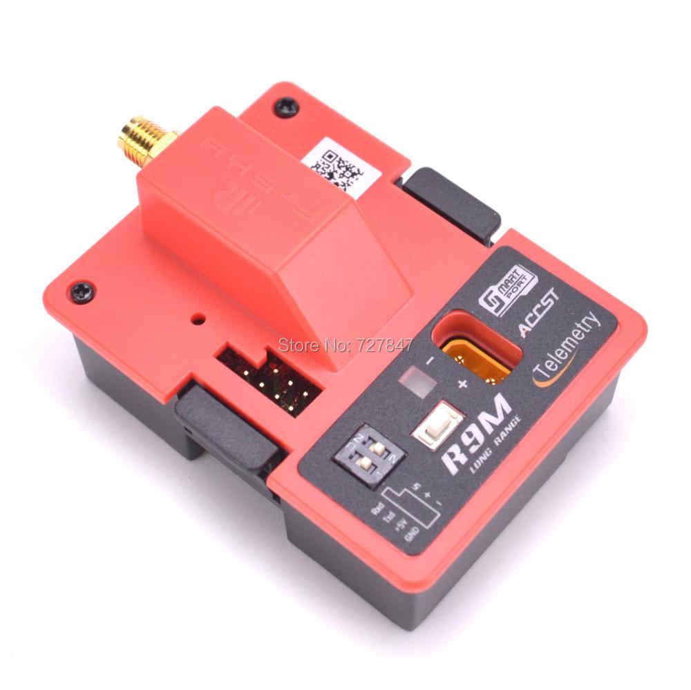 Frsky R9M модуль R9MM/R9Mini/R9 тонкий + 900 МГц мини приемник IPEX4 Супер 8 антенна с большим радиусом действия 4/19CH приемник телеметрии