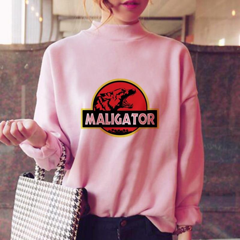 Malinois Hoodies Women Sweat Shirt Sweatshirt Clothes Streetwear Hood Harajuku Fashion Sweat Shirt Female Female