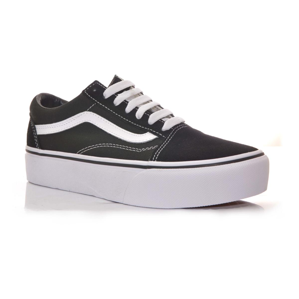 3474fa943026c VANS MUJER VANS OLD SKOOL VA3B3UY28 TEXTIL ZAPATILLAS DOBLE SUELA-in  Slippers from Shoes on Aliexpress.com