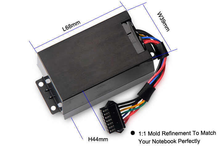 KingSener BP2S2P2050S ноутбука Батарея для Getac E110 441868800001 P/N: 242868800006 7,2 V 4200 mAh 31WH