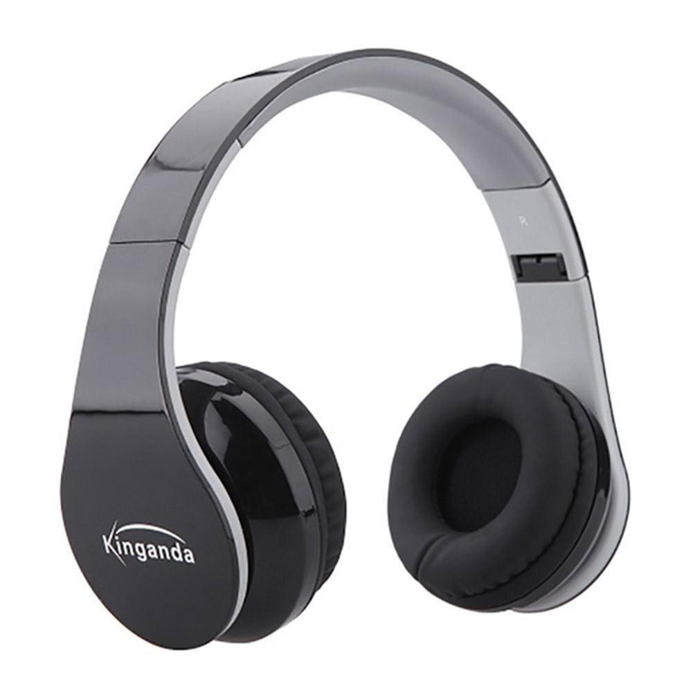 Kinganda Universal Wireless Bluetooth Headphone Headset with Mic for Sony PS4 PC 2018NEW