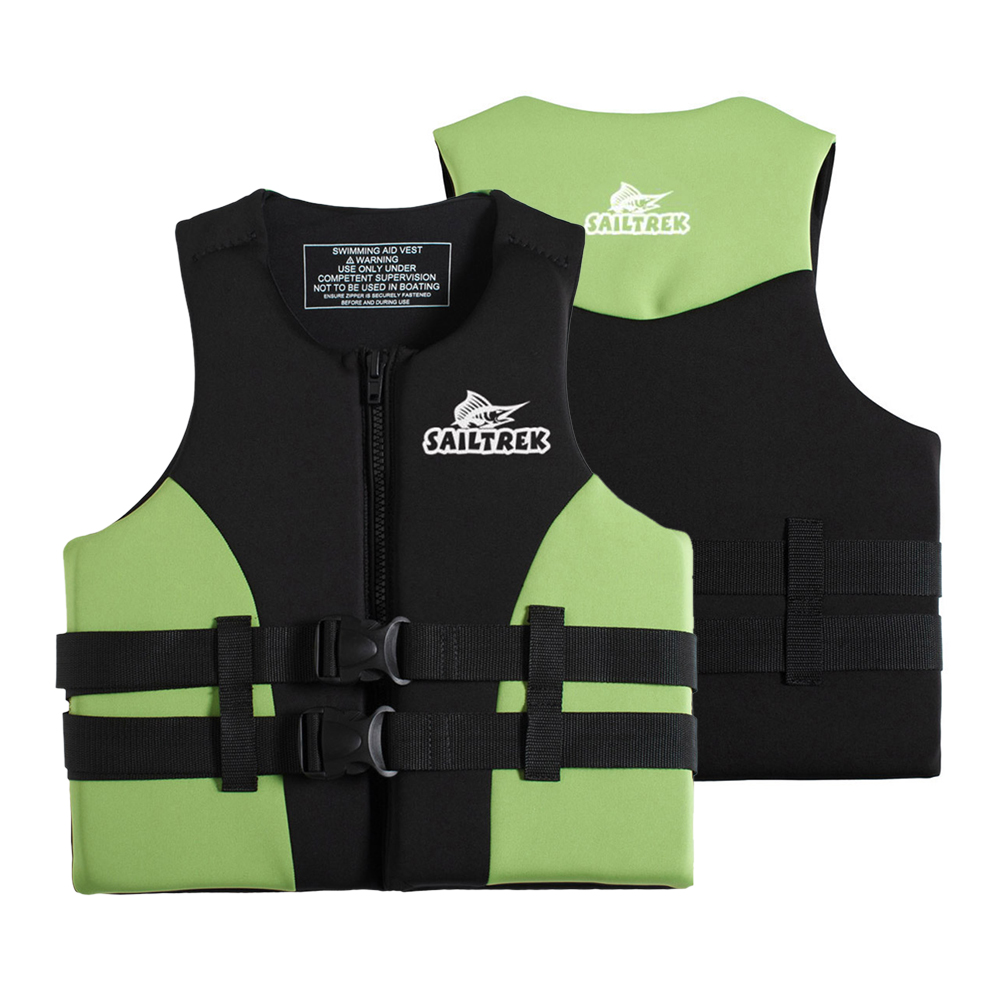 Water Safety Products Life Vest High Quality Fishing Life Jacket Watersports Kayaking Boating Drifting Safety Life Vest Life Jacket For Adult Blue/green 2019