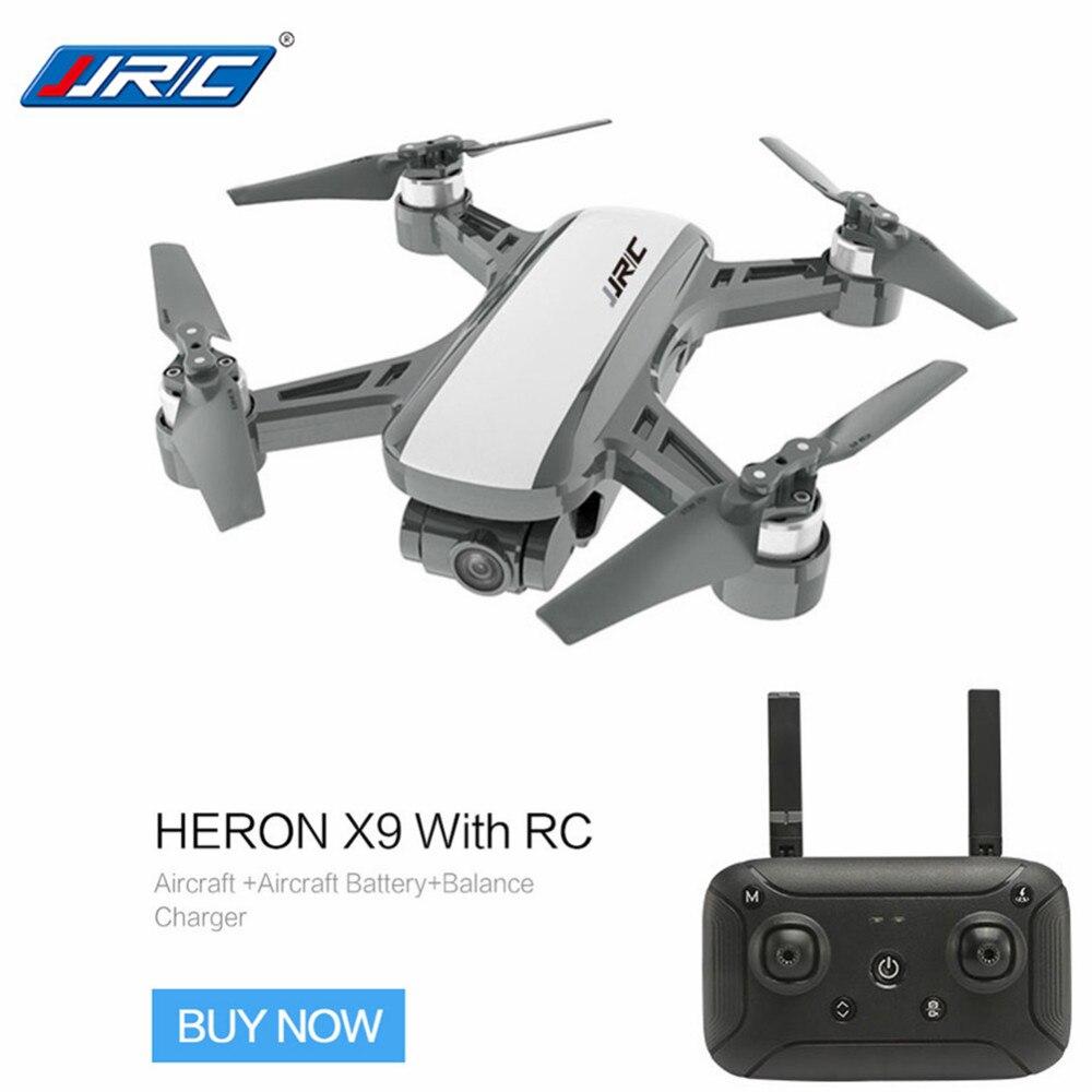 JJRC X9 5G 1080 P WiFi FPV RC Drone GPS Brushless Giunto Cardanico Flusso di Posizionamento il Mantenimento di Quota Quadcopter Remote Control elicotteri
