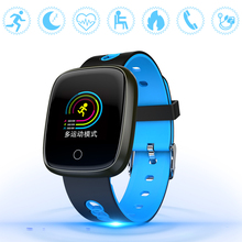 цена на GZDL Smart Watch Waterproof Bluetooth Fitness Tracker Heart Rate Monitor Calories Pedometer Sports Watch WT8350