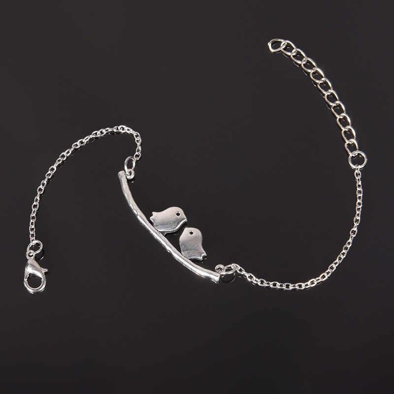 קסם משתה באיכות גבוהה תכשיטי חתונה פשוט למעלה סגנון מתנה מצופה כסף צמיד תכשיטים סיטונאי