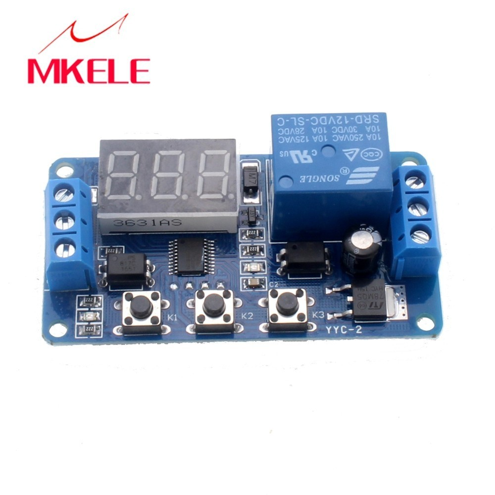 Buy 12v Timer Relay And Get Free Shipping On Switch Gets Hot