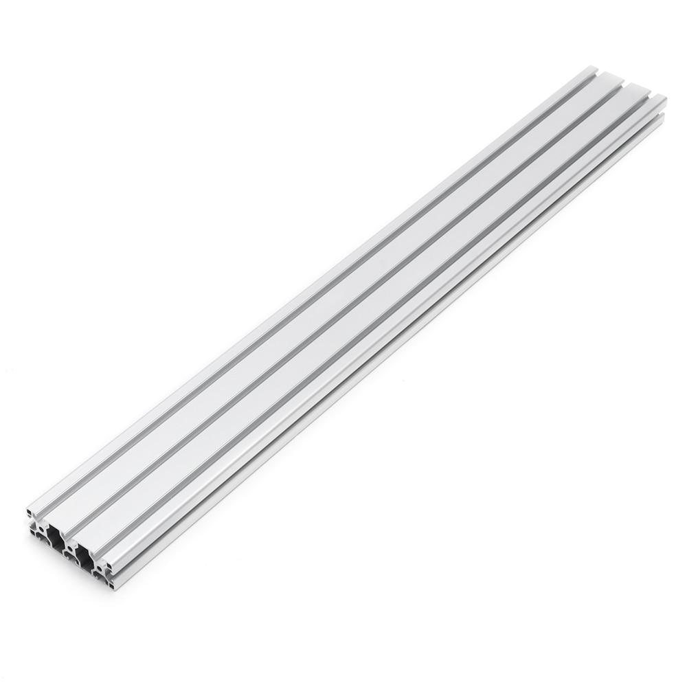 1000mm 40120 T Slot Aluminium Profielen Aluminium Profiel Extrusie Frame Voor Cnc Lasergravure 3d Printer Slider Meubels