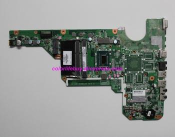 Genuine 710873-501 710873-001 710873-601 DAR33HMB6A0 w i3-3110M Laptop Motherboard for HP G4 G6 G7 Series G6T-2200 NoteBook PC free shipping 683029 501 683029 001 for hp pavilion g4 2000 g6 g6 2000 g7 laptop motherboard mainboard da0r53mb6e0 da0r53mb6e1