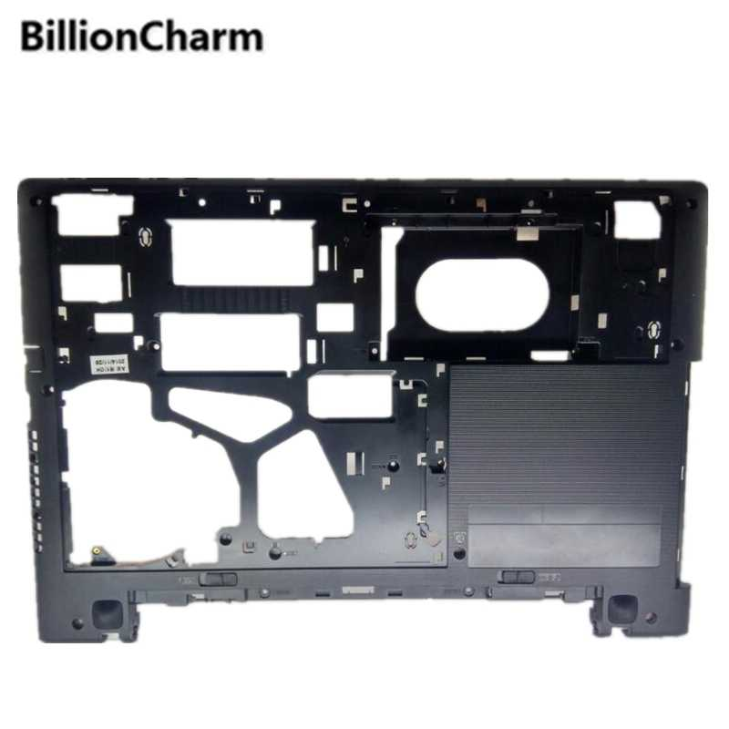 "BillionCharm Nieuwe 15.6 ""Laptop Lagere Case Voor Lenovo Z50 G50 Z50-70/75/30 G50-45 G50-70 Bottom Cover basis Shell Zwart AP0TH000810"