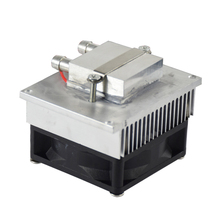 DIY semiconductor refrigeration kit water-cooled air conditioning 12V electronic refrigerator CPU water head n gv97g1 x gv n970g1 n970wf3oc jet full coverage water cooled head