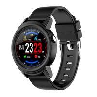 NY01 Smart Watch 1.3' Full HD IPS Circular Screen HR Monitor Multi language Sport Mode Fitness Tracker Smartwatch