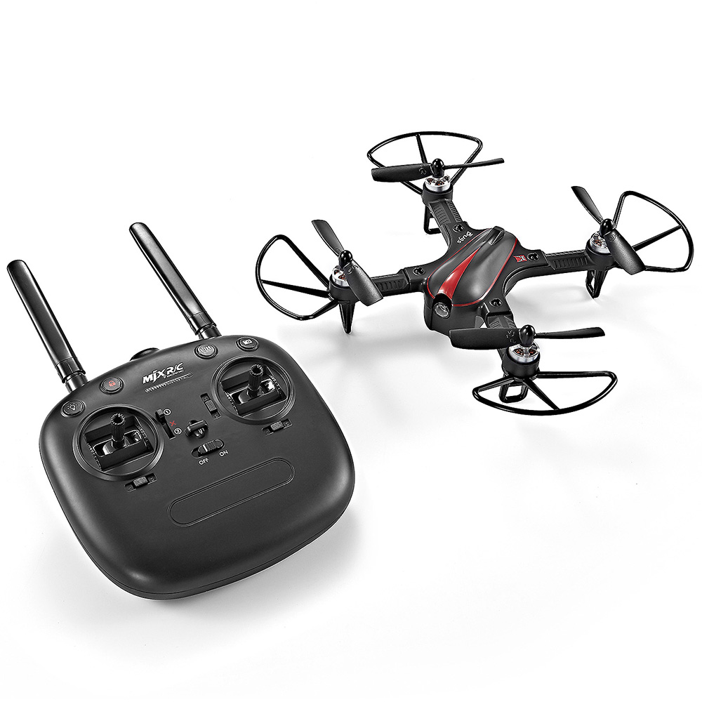 MJX Bugs 3 B3 175mm Mini Drone RC sans brosse RTF 2750KV moteur 4CH émetteur 6 axes gyroscope télécommande hélicoptères Drones jouets