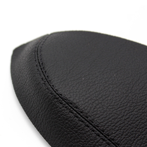 Image 4 - For BMW 3 Series E90 2005 2006 2007 2008 2009 2010 2011 Car Left Driving Door Armrest Handle Panel Pull Microfiber Leather Cover