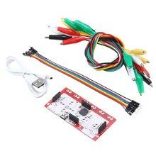 Alligator Clip Jumper Wire Standaard Controller Board DIY Kit voor Makey