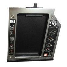 Geeignet für Lenovo ThinkPad T400 T400s T500 W500 T410 T410s HDD mounter Dünne optisches laufwerk bay SATA verbindung festplatte mou