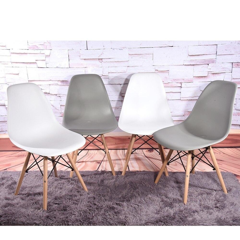 2 pc Minimalist Modern Leisure Chair Black Living Room Stool Home Hotel Restaurant Dining Furniture Nordic Sofa Backrest Ottoman