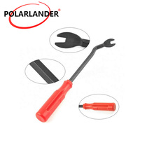 Chrome-vanadium Steel Snap buckets Red handle door glue button screwdriver Multifunctiona Precision Screwdriver Repair Tools