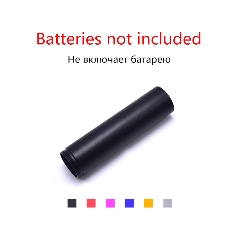 18650 Battery box Portable DIY USB Mobile Power Bank Charger Pack Box Battery Case Multicolor Metal Power Bank Kit Storage Case 2
