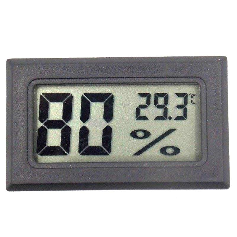 Analysatoren Neue Fy-11 Mini Digital Lcd Umwelt Diy Thermometer Hygrometer Embedded Temperatur Und Feuchtigkeit Meter In Zimmer Drop Verschiffen üBerlegene Materialien