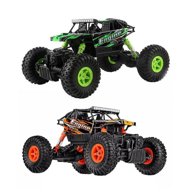 Off-road Remote Control Crawler Toy 18428-B RC Cars 1:18 Scale 2.4G Children Funny Gift High Quality Remote Control Toys New Hot