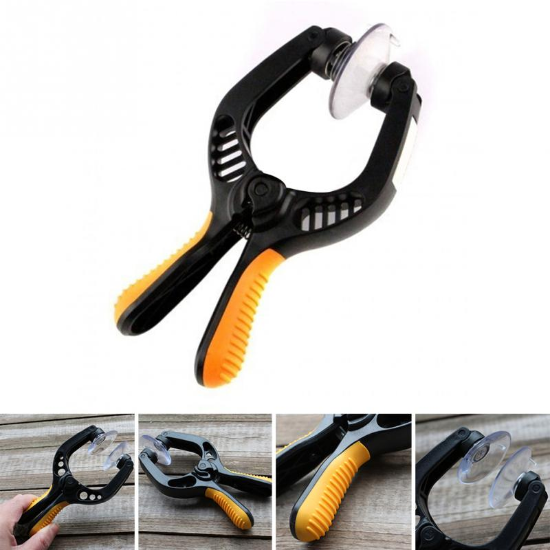 Woopower Mobile Phone Cellphone LCD Screen Opening Pliers Sution Cup Repair