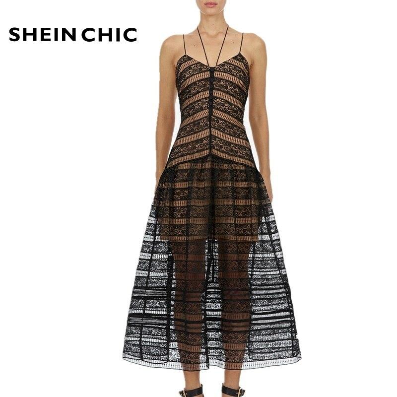 Женское сексуальное Клубное открытое однотонное черное платье с открытой спиной без рукавов длинное платье с v образным вырезом на бретель