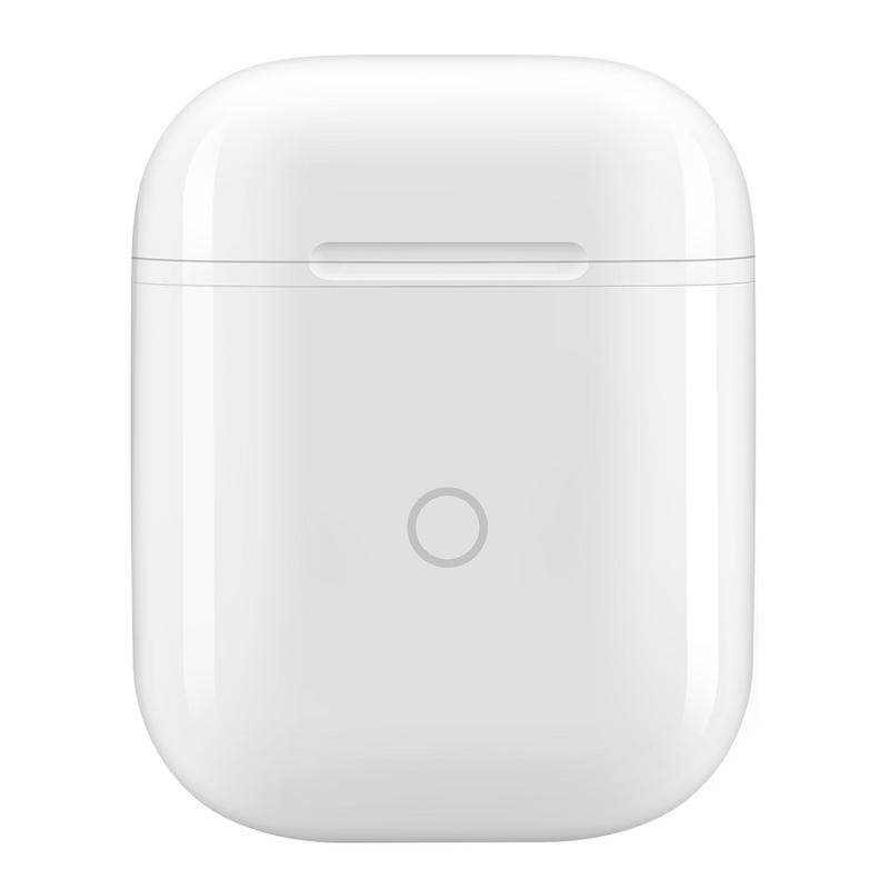 Bluetooth Earphone Wireless Charging Protection Box For Apple AirPods QI Wireless Fast Charger High Quality Safety Durable ABS