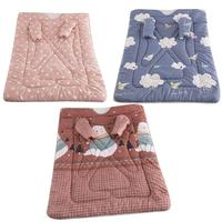 Winter Warm Multi functional Quilt With Sleeves Sofa Office Blanket Children Can Wear Sleeping Quilt Arms Hands Free For Bedroom