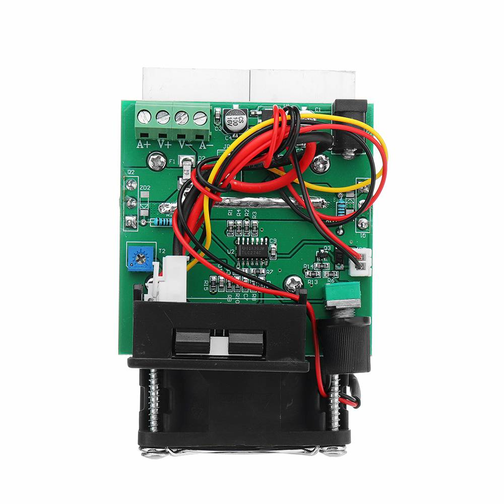Image 5 - 250W DC 12V Discharge Battery Capacity Tester Module With DC Electronic Load Digital Battery Tester-in Integrated Circuits from Electronic Components & Supplies