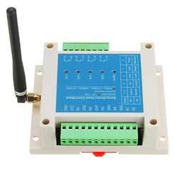 1,5 Вт SK109 четыре канала беспроводной переключатель Радио пульт дистанционного управления Переключатель релейный модуль