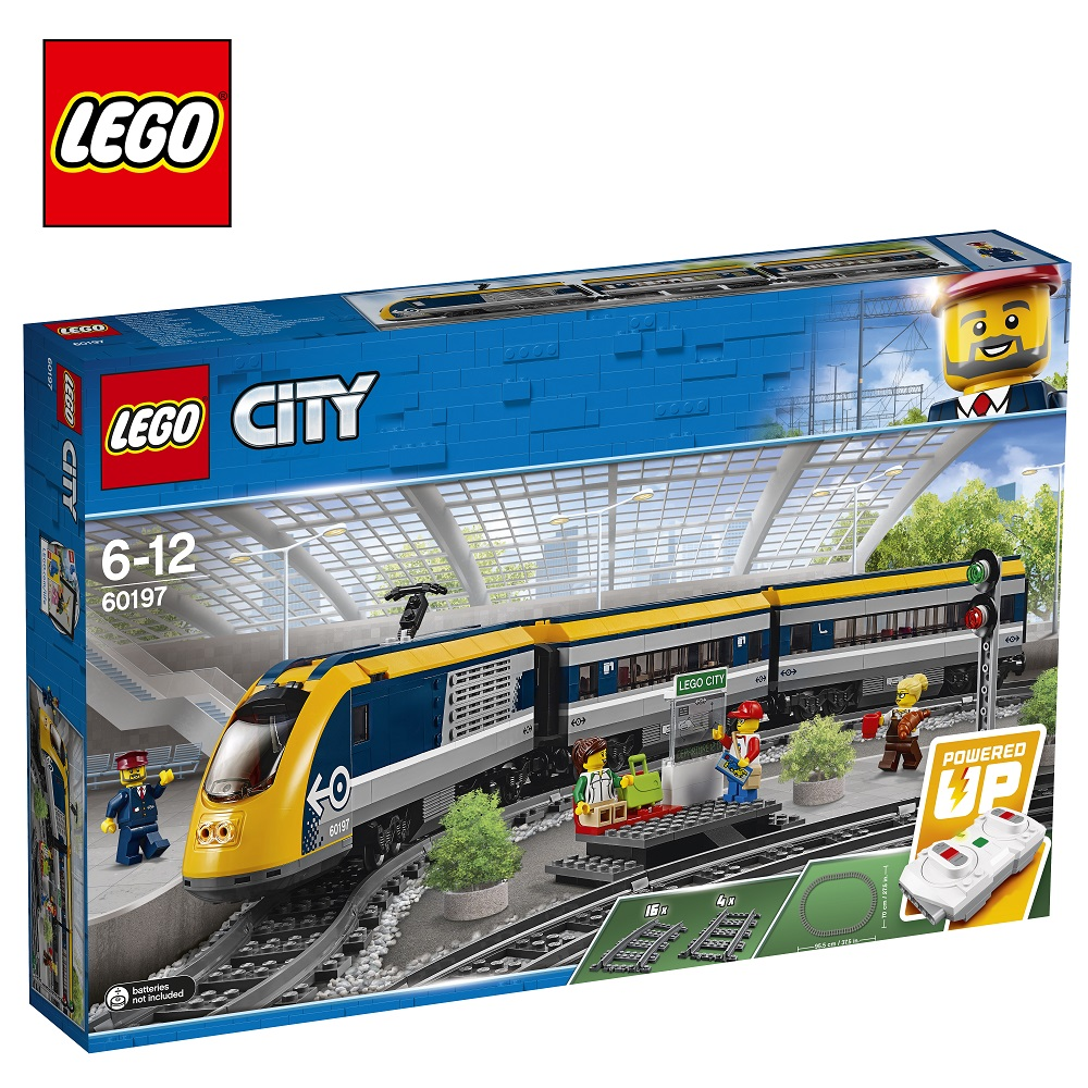 Blocks LEGO 60197 City play designer building block set  toys for boys girls game Designers Construction blocks lego 70669 ninjago play designer building block set toys for boys girls game designers construction
